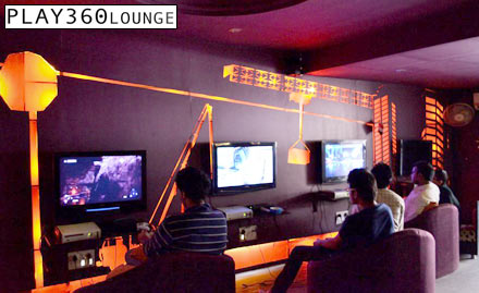 Play 360 Gaming Lounge