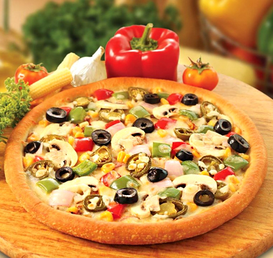 Buy 1 get 1 free offer on large or medium pizza @ Sams Pizza.